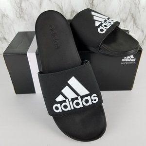 NWT Men's Adidas Adilette Comfort Slides Sandals